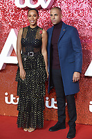 Rochelle and Marvin Humes<br /> at the ITV Gala 2017 held at the London Palladium, London<br /> <br /> <br /> ©Ash Knotek  D3349  09/11/2017