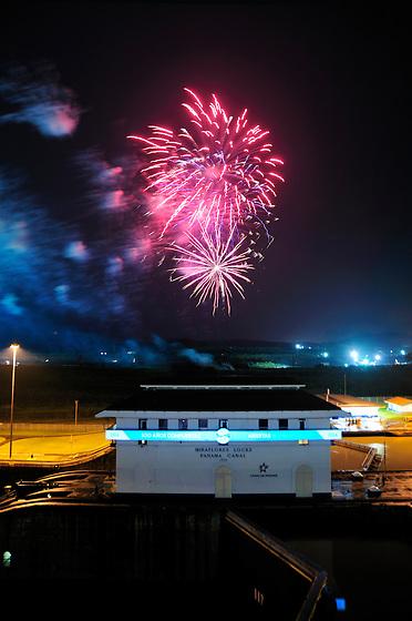 Aniversario 100 años Canal de Panamá / Panamá.
