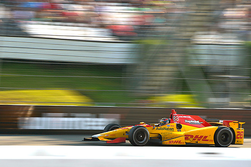 Verizon IndyCar Series<br /> ABC Supply 500<br /> Pocono Raceway, Long Pond, PA USA<br /> Sunday 20 August 2017<br /> Ryan Hunter-Reay, Andretti Autosport Honda<br /> World Copyright: Gavin Baker<br /> LAT Images