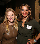 Kate Robards and Alison Chace attends the Vineyard Theatre Paula Vogel Playwriting Award honoring Jeremy O. Harris on October 12, 2018 at the National Arts Club in New York City.