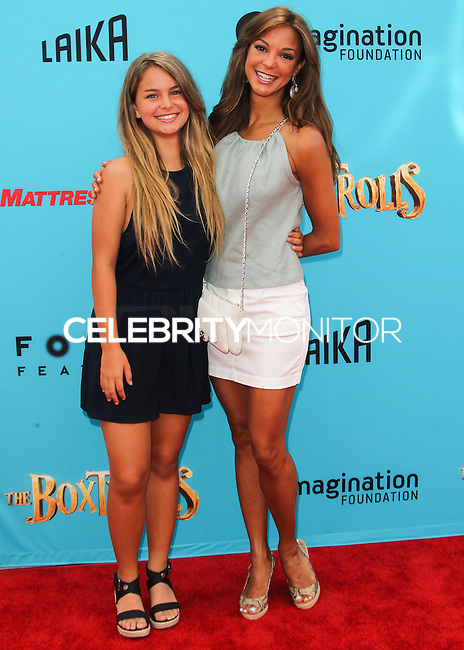 UNIVERSAL CITY, CA, USA - SEPTEMBER 21: Eva LaRue at the Los Angeles Premiere Of Focus Features' 'The Boxtrolls' held at Universal CityWalk on September 21, 2014 in Universal City, California, United States. (Photo by Celebrity Monitor)