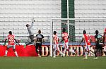 Once Caldas venció 1-0 a Independiente Santa Fe en el estadio Palogrande de Manizalez, en duelo de la fecha 9 del Torneo Apertura Colombino 2015.