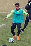 11.03.2018, Trainingsgelaende, Bremen, GER, 1.FBL, Training SV Werder Bremen<br /> <br /> im Bild<br /> Theodor Gebre Selassie (Werder Bremen #23), <br /> <br /> Foto &copy; nordphoto / Ewert