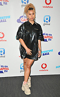Raye (Rachel Keen) at the Capital FM Summertime Ball 2018, Wembley Stadium, Wembley Park, London, England, UK, on Saturday 09 June 2018.<br /> CAP/CAN<br /> &copy;CAN/Capital Pictures