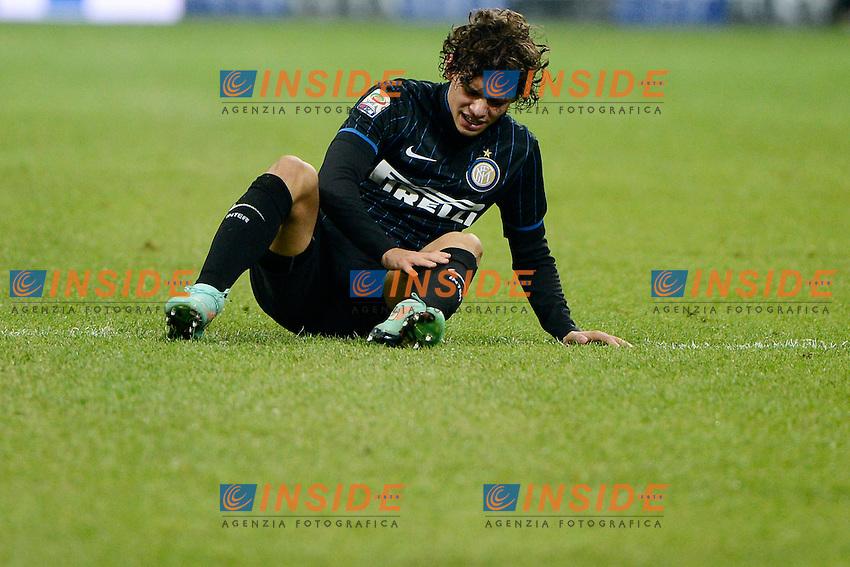 Dodo Inter<br /> Milano 29-10-2014 Stadio Giuseppe Meazza - Football Calcio Serie A Inter - Sampdoria. Foto Giuseppe Celeste / Insidefoto