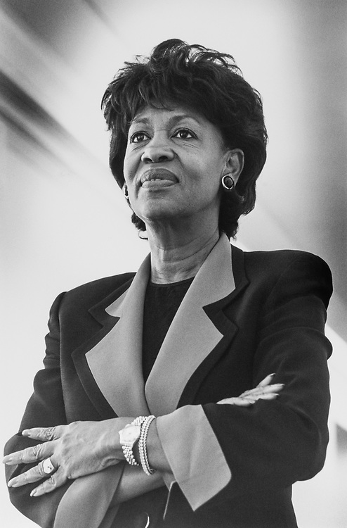 Rep. Maxine Waters, D-Calif., in July 1994. (Photo by Maureen Keating/CQ Roll Call)