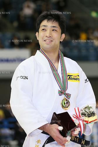 Shinji Kido, <br /> NOVEMBER 9, 2013 - Judo : <br /> Kodokan Cup 2013 <br /> Men's -60kg <br /> at Chiba Port Arena, Chiba, Japan. <br /> (Photo by YUTAKA/AFLO SPORT)