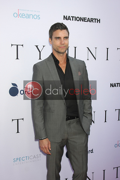 """Colin Egglesfield<br /> <br /> at the """"Unity"""" Documentary World Premeire, Director's Guild of America, Los Angeles, CA 06-24-15"""