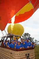 20151125 November 25 Hot Air Balloon Gold Coast