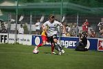 Sandhausen 03.05.2008, Timo Trefzger (SC Pfullendorf) und Benjamin Barg (SV Sandhausen) beim Spiel in der Regionalliga SV Sandhausen - SC Pfullendorf<br /> <br /> Foto &copy; Rhein-Neckar-Picture *** Foto ist honorarpflichtig! *** Auf Anfrage in h&ouml;herer Qualit&auml;t/Aufl&ouml;sung. Belegexemplar erbeten.