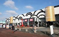 Nederland Beverwijk 2017 . De Bazaar in Beverwijk. Hal Mihrab.  Foto Berlinda van Dam / Hollandse Hoogte