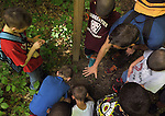 Kingston Boys & Girls Club tours Esopus Bend Preserve