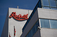 Redpath Sugar Building is pictured in Toronto April 22, 2010. The Redpath Sugar Building is a sugar storage, refining and museum building located just east of downtown at the foot of Jarvis Street at Queen's Quay.