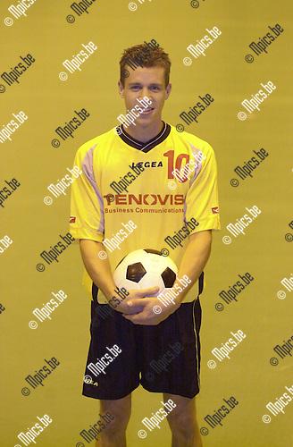 Bart Cleyman , Nationale Beloften Korfbal