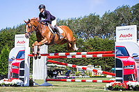 01-2015 NZL-IMAKE Showjumping Waitemata World Cup Final