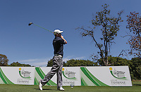 Christiaan Basson (RSA) on the 4th tee during the practice day ahead of the Tshwane Open 2015 at the Pretoria Country Club, Waterkloof, Pretoria, South Africa. Picture:  David Lloyd / www.golffile.ie. 10/03/2015