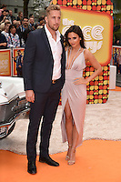 "Nadia Forde<br /> arrives for the premiere of ""The Nice Guys"" at the Odeon Leicester Square, London.<br /> <br /> <br /> ©Ash Knotek  D3120  19/05/2016"