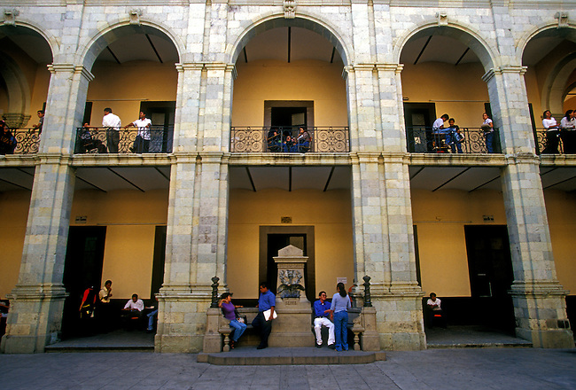 University, Oaxaca, Oaxaca State, Mexico, North America