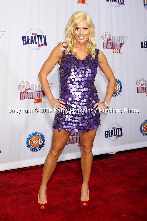 Torrie Wilson.arriving at the 2009 Fox Reality Channel Really Awards.The Music Box at Fonda Theater.Los Angeles,  CA.October 13,  2009.©2009 Kathy Hutchins / Hutchins Photo.