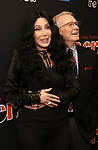 """Cher and Bob Mackie attends the Broadway Opening Night Performance of """"The Cher Show""""  at the Neil Simon Theatre on December 3, 2018 in New York City."""