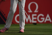 Scott Hend (AUS) in action during the second round of the Omega Dubai Desert Classic, Emirates Golf Club, Dubai, UAE. 25/01/2019<br /> Picture: Golffile | Phil Inglis<br /> <br /> <br /> All photo usage must carry mandatory copyright credit (© Golffile | Phil Inglis)
