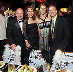 "Mark Kelly and Gabrielle Giffords with Paige and Tilman Fertitta at the San Luis Salute to ""The Italian Riviera"" at the Galveston Island Convention Center at the San Luis Friday  Feb. 20, 2009.(Dave Rossman/For the Chronicle)"