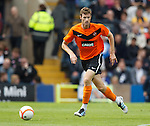 Brian McLean in action for Dundee Utd