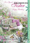John, FLOWERS, BLUMEN, FLORES, paintings+++++,GBHSSSE2C50-931B,#f# ,everyday