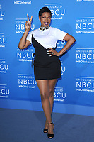 www.acepixs.com<br /> May 15, 2017  New York City<br /> <br /> Jennifer Hudson attending the 2017 NBCUniversal Upfront at Radio City Music Hall on May 15, 2017 in New York City.<br /> <br /> Credit: Kristin Callahan/ACE Pictures<br /> <br /> <br /> Tel: 646 769 0430<br /> Email: info@acepixs.com