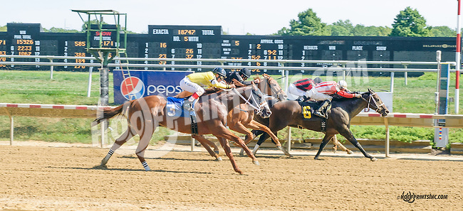 Motor City winning at Delaware Park on 9/7/15