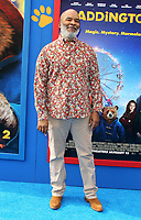 "6 January 2018 - Los Angeles, California - David Alan Grier. ""Paddington 2"" L.A. Premiere held at the Regency Village Theatre. Photo Credit: AdMedia"
