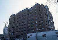 1985 February ..Redevelopment.Downtown West (A-1-6)..CONSTRUCTION PROGRESS VIEWS.BOUSH COLD STORAGE.HARBOR PLACE CONDOS...NEG#.NRHA#..