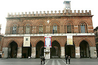 Palazzo Comunale di Cremona.<br />