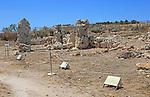 Skorba temples complex site,  Zebbiegh, Malta
