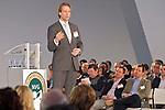 UTRECHT - Congres NVG, Nederlandse Vereniging van Golfexploitanten. Spreker Roy Scheerder van Revenue Management. COPYRIGHT KOEN SUYK