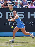 Netherlands, Rosmalen , June 11, 2015, Tennis, Topshelf Open, Autotron, Kiki Bertens (NED)<br /> Photo: Tennisimages/Henk Koster