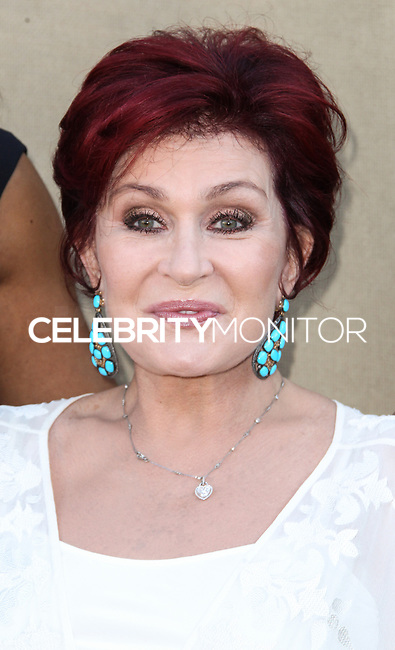 BEVERLY HILLS, CA - JULY 29: Sharon Osbourne attends the CBS, Showtime, CW 2013 TCA Summer Stars Party at 9900 Wilshire Blvd on July 29, 2013 in Beverly Hills, California. (Photo by Celebrity Monitor)