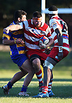 NELSON, NEW ZEALAND - JULY 15: Division 1 Rugby Semi Final - Waimea Old Boys v Wanderers at Brightwater Domain on July 15, 2017 in Nelson, New Zealand. (Photo by: Chris Symes/Shuttersport Limited)