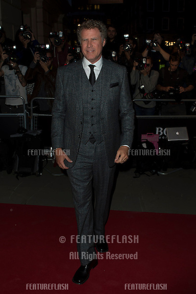 Will Ferrell at the 2015 GQ Men of the Year Awards at the Royal Opera House, Covent Garden, London.<br /> September 8, 2015  London, UK<br /> Picture: Dave Norton / Featureflash
