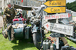 Sledmere House Nostalgia weekend <br />  25&26 June 2016<br />  Copyright Paul David Drabble<br />  www.pauldaviddrabble.photoshelter.comom