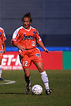 22 June 2003: Michelle French. The Washington Freedom tied the San Jose CyberRays 2-2 at RFK Stadium in Washington, DC in a regular season WUSA game.