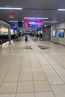MAR 14 Airport Cancellations Leave Travelers Stranded Due To Coronavirus