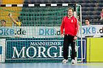 Paul Panzer im Tor  beim Tag des Handballs - Team Frank Buschmann vs. Team Stefan Kretzschmar.<br /> <br /> Foto &copy; P-I-X.org *** Foto ist honorarpflichtig! *** Auf Anfrage in hoeherer Qualitaet/Aufloesung. Belegexemplar erbeten. Veroeffentlichung ausschliesslich fuer journalistisch-publizistische Zwecke. For editorial use only.