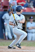 March 14, 2010:  Infielder Ben Allen of Bucknell University Bisons vs. UMBC in a game at Chain of Lakes Stadium in Winter Haven, FL.  Photo By Mike Janes/Four Seam Images