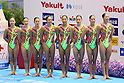 Japan Synchronised Swimming Championships Open 2016