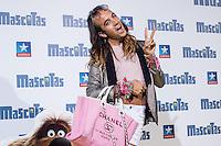 Spanish influencer Aless Gibaja during the premiere of  Mascotas at Kinepolis cinema in Madrid. July 21, 2016. (ALTERPHOTOS/Rodrigo Jimenez) /NORTEPHOTO.COM