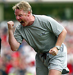 Sammy Lee assistant coach of Liverpool