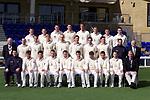 Glamorgan Cricket Squad 2001