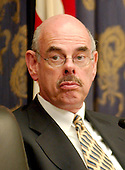 "Washington, D.C. - May 19, 2005 -- United States Representative Henry A. Waxman (Democrat of California) listens to testimony before the United States House of Representatives Committee on Government Reform on ""Steroid Use in Sports Part III: Examining the National Basketball Association's (NBA) Steroid Testing Program""  in Washington, D.C. on May 17, 2005.  Waxman is also a senior Democratic member of the United States House of Representatives Committee on Energy and Commerce Subcommittee on Commerce, Trade, and Consumer Protection which is considering ""H.R. 1862, the Drug Free Sports Act of 2005"".Credit: Ron Sachs / CNP..(RESTRICTION: NO New York or New Jersey Newspapers or newspapers within a 75 mile radius of New York City)"
