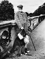 Andrew Carnegie at Skibo Castle 1914 - Project Gutenberg  - <br /> Andrew Carnegie was a Scottish-American industrialist, businessman, entrepreneur and a major philanthropist. Carnegie earned the major part of his wealth in steel industry. He built the Carnegie Steel Company which in 1890s was the largest and most profitable industrial enterprise in the world. Later, he sold it to J.P. Morgan who created U.S. Steel. Carnegie, in the later part of his life, turned towards philanthropy and did significant work in the field of education and culture. He founded various organizations like Carnegie Corporation of New York, Carnegie Endowment for International Peace, Carnegie Institution of Washington, Carnegie Mellon University and the Carnegie Museums of Pittsburgh. Carnegie was considered as the second-richest man in history after John D. Rockefeller.